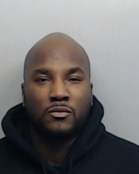 Young Jeezy's mug shot from his January 21st arrest. (Fulton County Sheriff's Office)