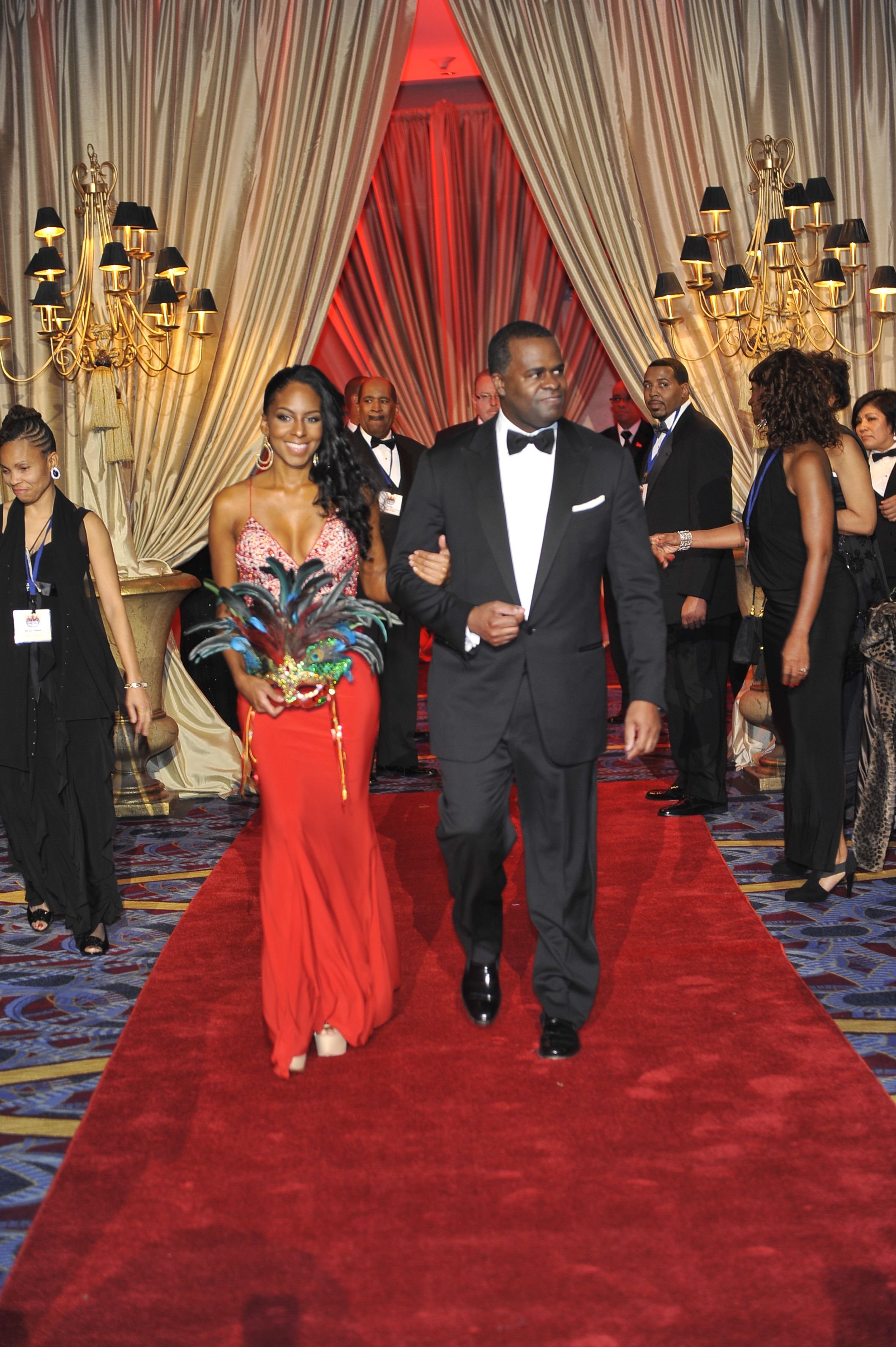 30th Annual UNCF Mayor's Masked Ball