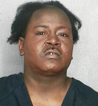 Trick Daddy mug shot Broward County