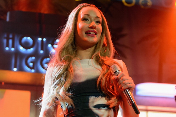 Iggy Azalea Performs At House Of Blues In Chicago Illinois