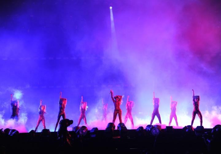 Beyonce – On The Run Tour