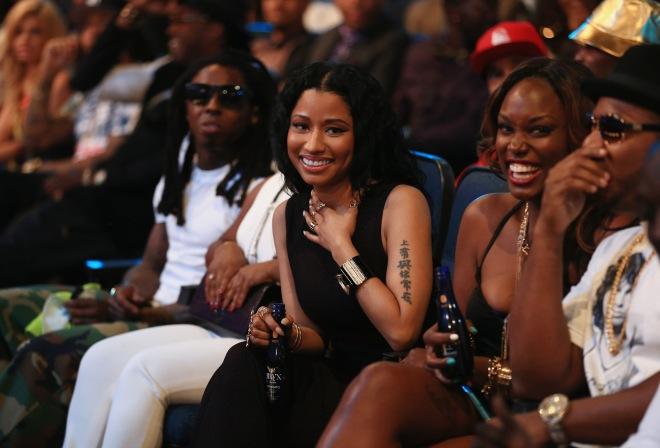 Nicki Minaj, Lil Wayne...