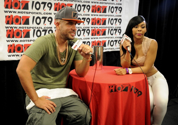 Hot 107.9's Birthday Bash 19 - Backstage