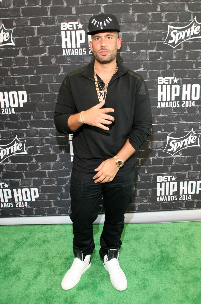 BET Hip Hop Awards 2014 Red Carpet Presented By Sprite