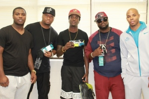 Brandon, Emperor Searcy, K-Camp, Johnnie Cabbell, Reec