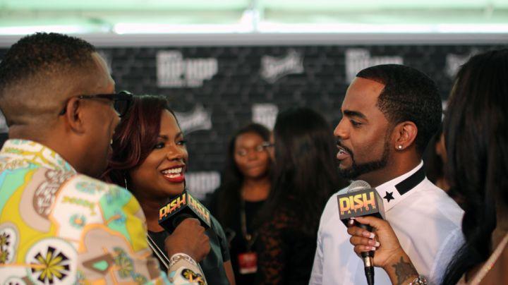 Kandi & Todd at the Hip Hop Awards
