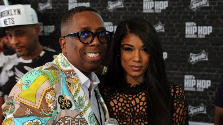 Gary with Mila J