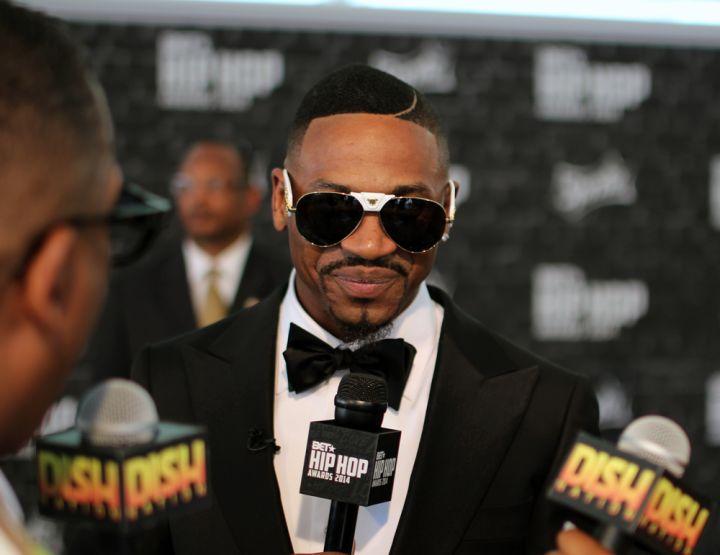 Stevie J at the Hip Hop Awards