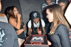 Lil Wayne Celebrates Birthday with Christina Milian [PHOTOS]