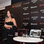 Rihanna Launches Fragrance at Macy's Lenox Square Mall [PHOTOS]