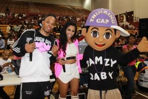 Reec, Karlie Redd & Bambzy Baby