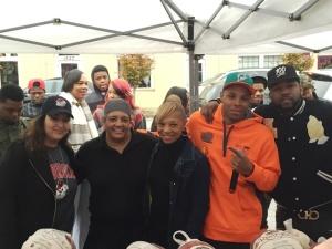 Beyonce, Ms. D Cafe, Carol Blackomon, REEC