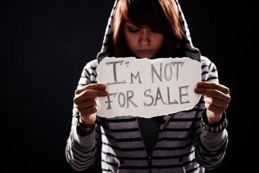 Human Trafficking getty