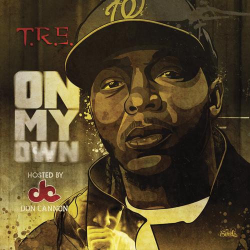 TRE_On_My_Own-front-large