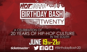 Birthday Bash 20 is Coming!