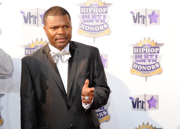 Rap-A-Lot Records CEO J Prince attends 2010 VH1 Hip Hop Honors at Hammerstein Ballroom on June 3, 2010 in New York, New York. (Photo by Jemal Countess/Getty Images)