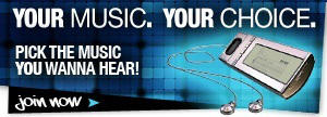 Your Music, Your Choice