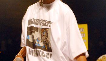Snoop Dogg at Hot 107.9's Birthday Bash 11