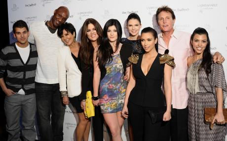 Khloe Kardashian Odom And Lamar Odom Fragrance Launch For 'Unbreakable'
