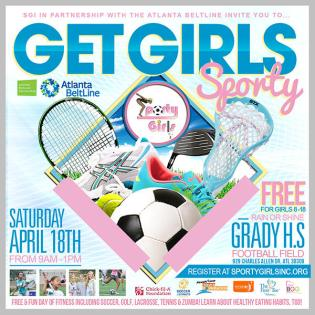 Get Girls Sporty