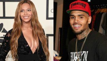Beyonce/ Chris Brown