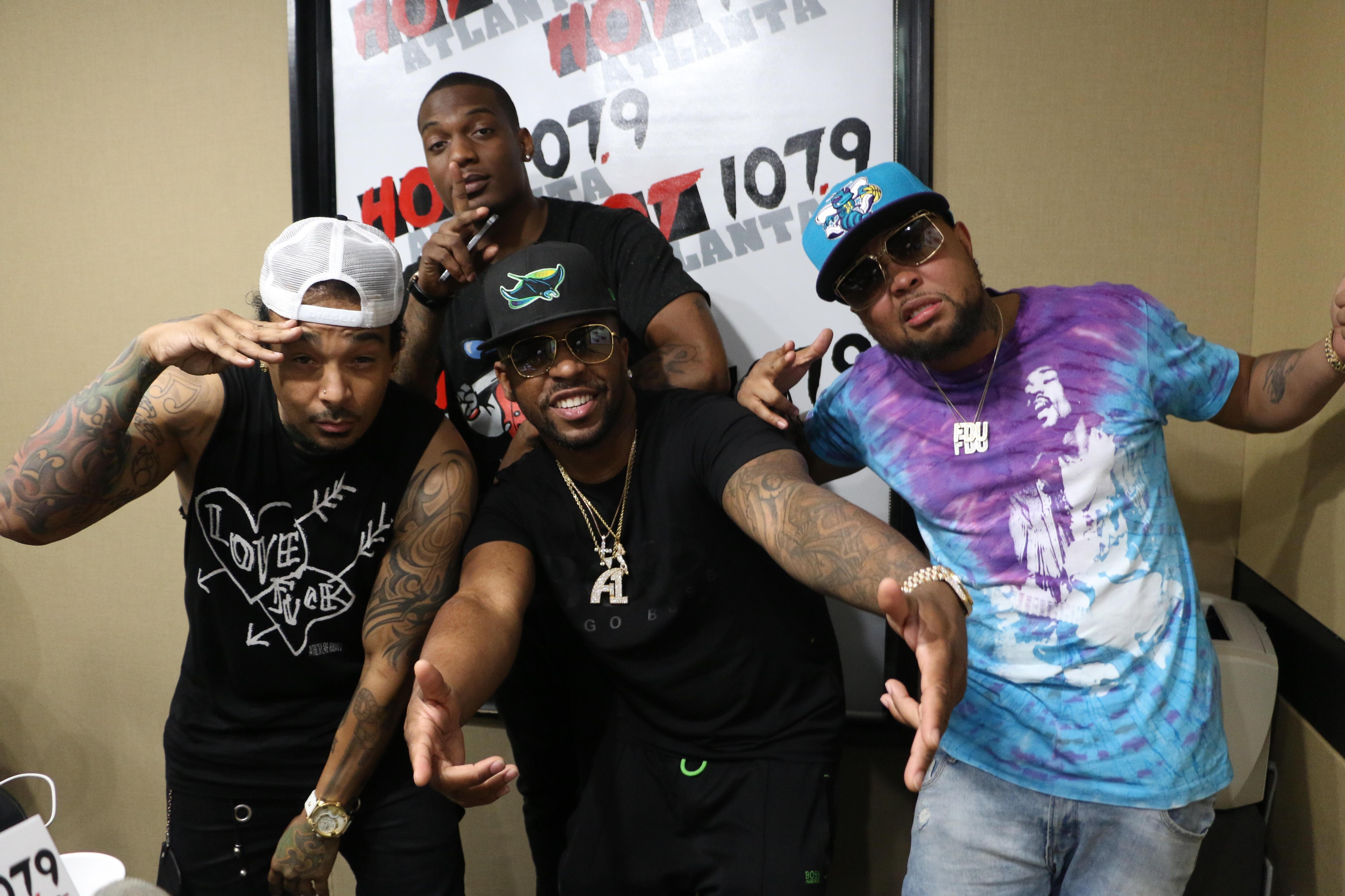 Rocko On Durtty Boyz Show