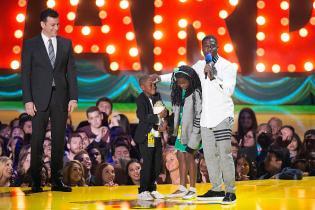 Kevin Hart MTV Movie Awards