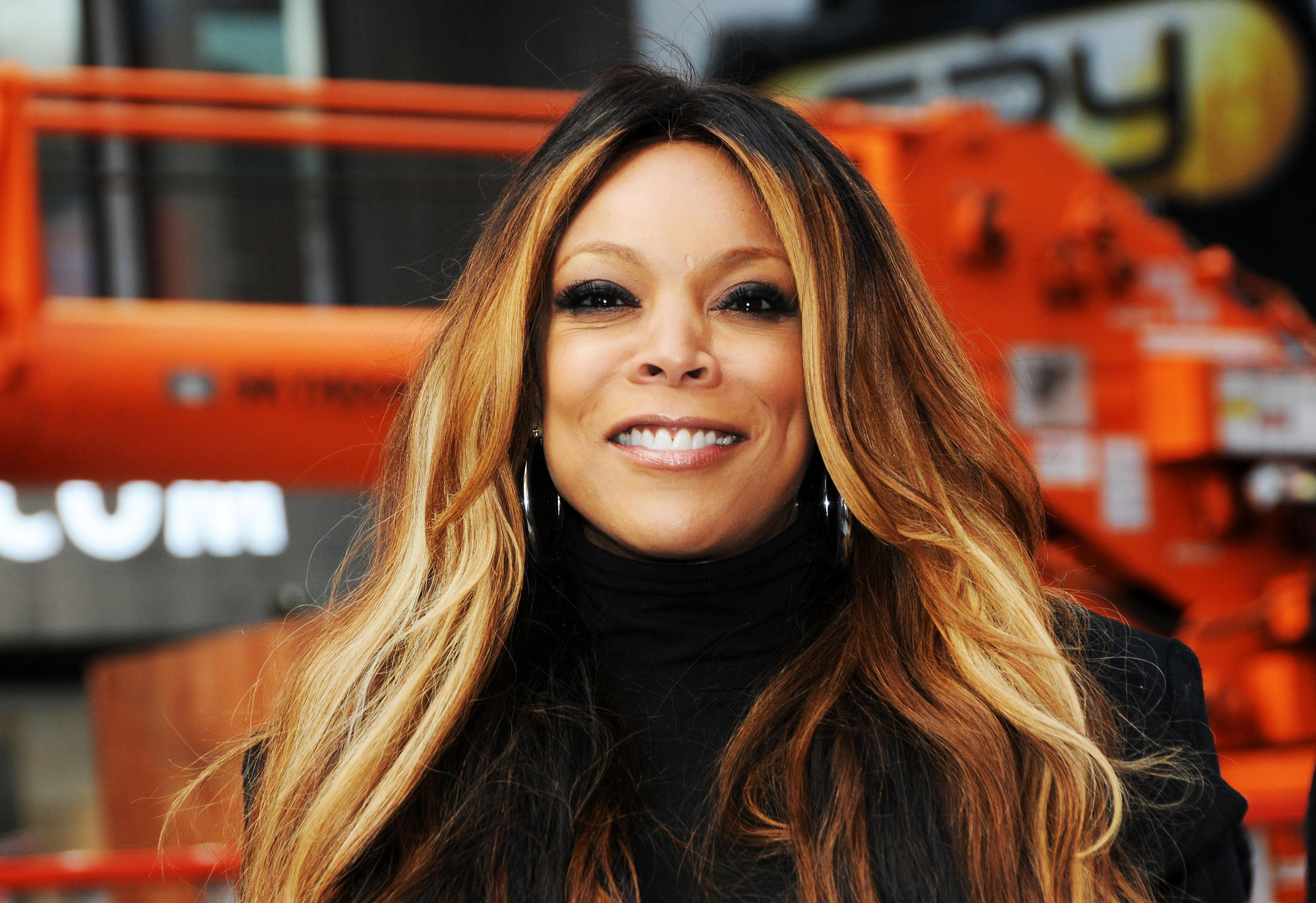 Wendy Williams 'I'd Rather Go Naked Than Wear Fur' Winter PETA Campaign Launch