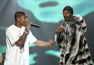 Spike TV's 2nd Annual 'Video Game Awards 2004' - Show Hosted by Snoop Dogg