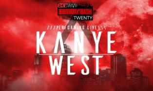 Birthday Bash 20 DL Kanye West