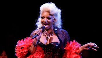 NeNe Leakes Premieres In ZUMANITY, The Sensual Side Of Cirque du Soleil