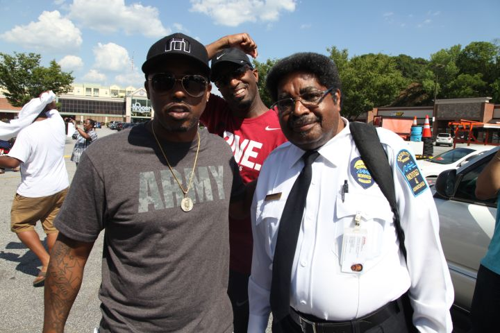 Rickey Smiley Bus Tour In Atlanta