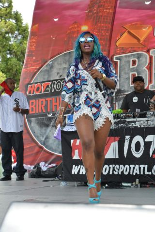 Hot 107.9 #BirthdayBash20 Block Party
