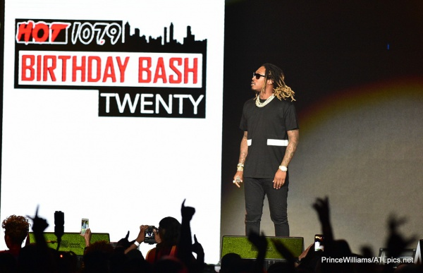 Future Brings Out Drake, Meek Mill & Nicki Minaj At #BirthdayBash20