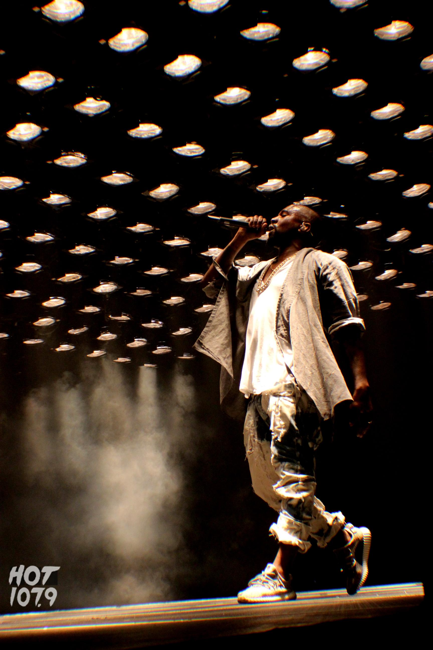 Kanye #BirthdayBash20