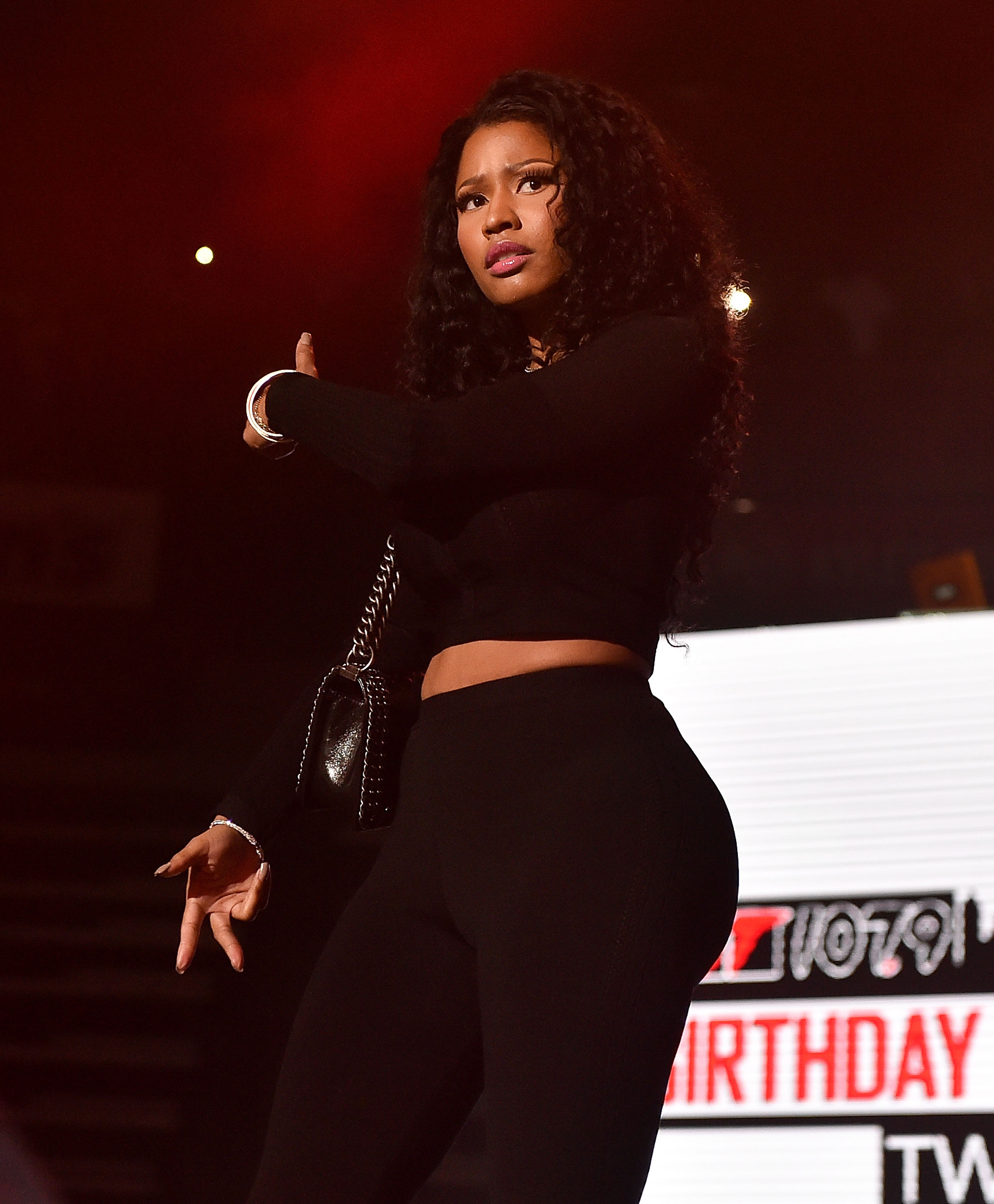 Hot 107.9 Birthday Bash Block Show
