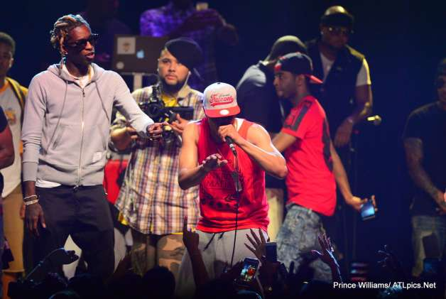 T.I. & Young Thug #BirthdayBash20 Next To Go