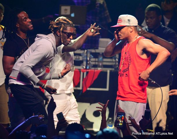 T.I. & Young Thug #BirthdayBash20 Next To Go