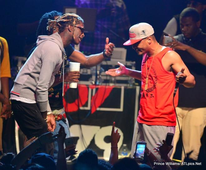 T.I., Young Thug, Kevin Gates & Fetty Wap Shut Down #BirthdayBash20 Next To Go Concert