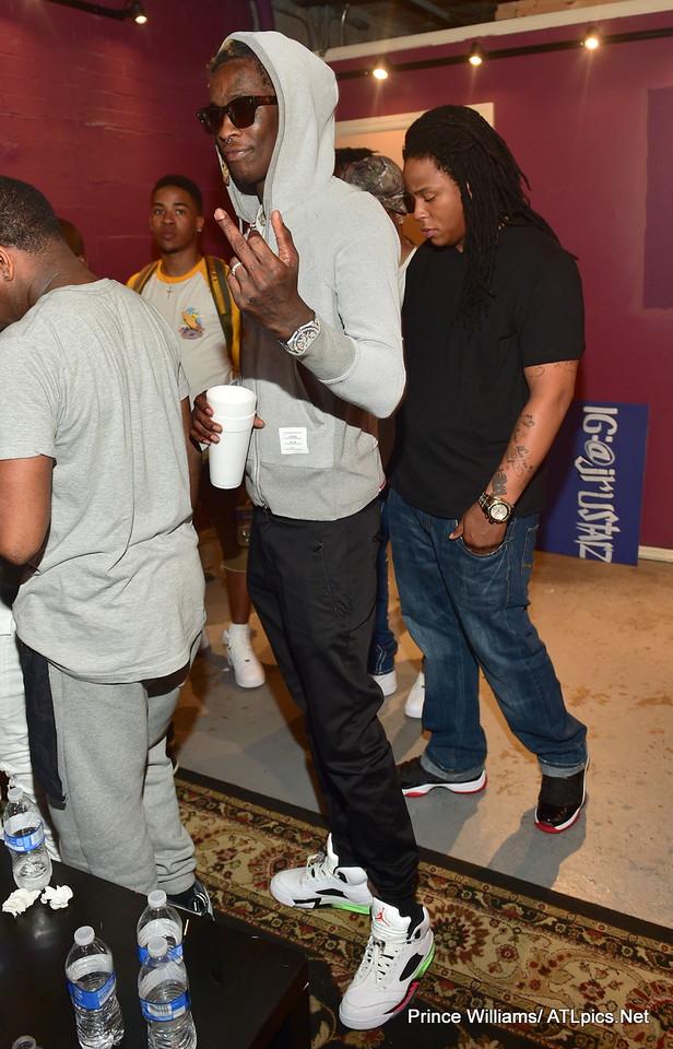 Young Thug #BirthdayBash Next To Go Concert