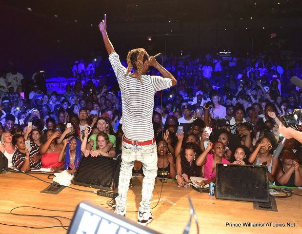 Fetty Wap Next To Go Concert
