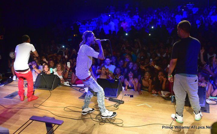 Fetty Wap Next To Go Concert