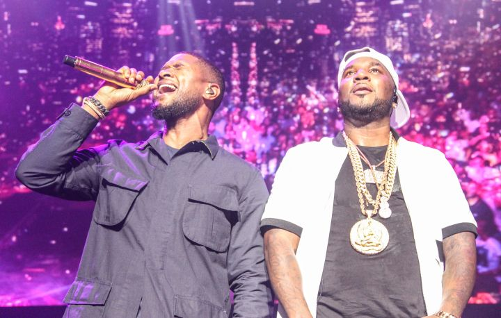 Jeezy, Kanye West & Outkast Perform At The TM 101 Anniversary Concert