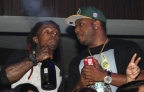 Watch Lil Wayne Vibe Out To Drake's Meek Mill Diss Track, 'Back To Back Freestyle'