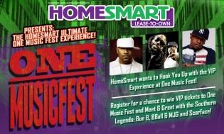 ONE Musicfest contest
