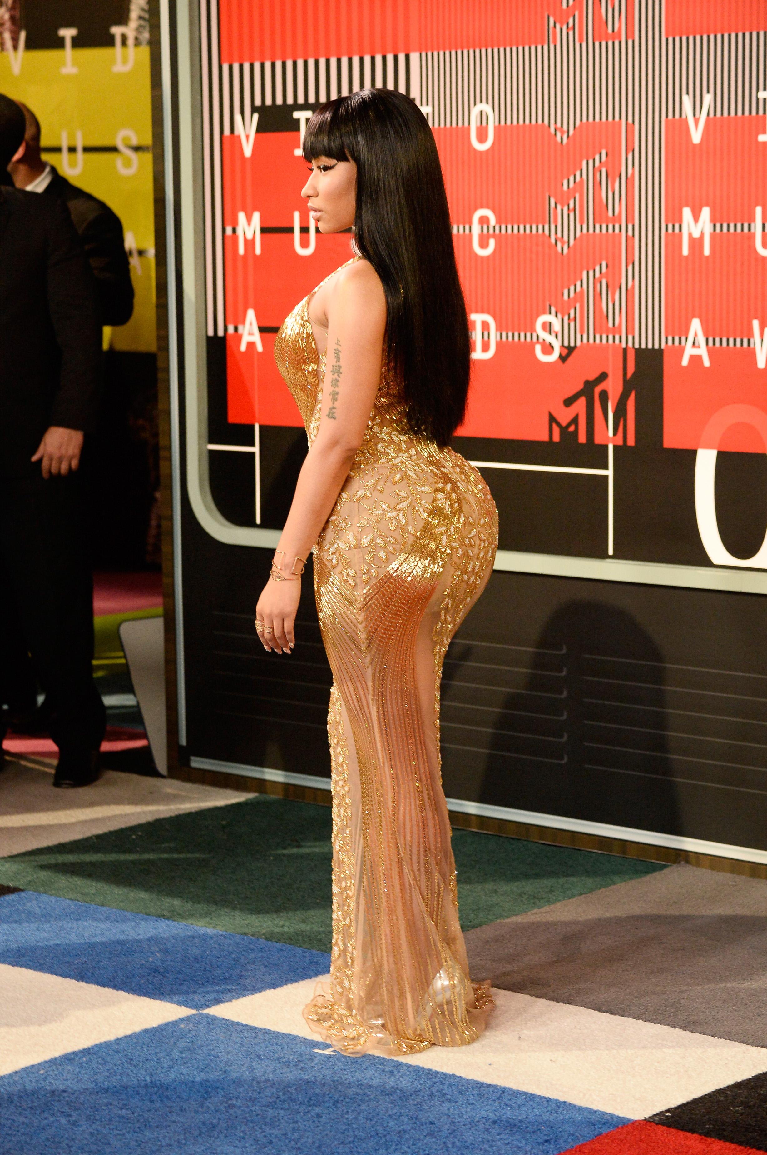 2015 MTV Video Music Awards - Arrivals