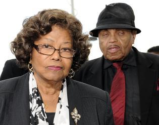 Michael Jackson's parents Katherine and