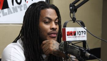 Waka Flocka Talks To MzShyneka