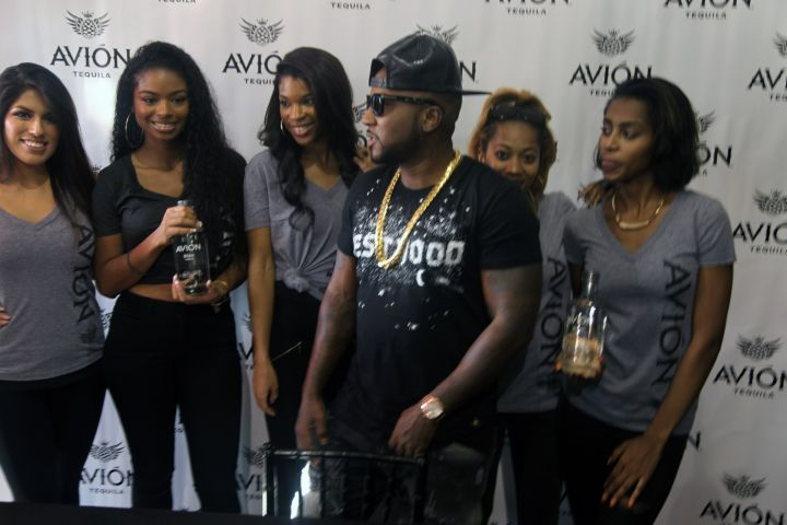 "Jeezy ""Tequila Avion"" Meet & Greet"