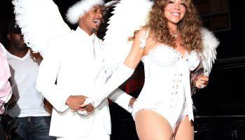 Mariah Carey Hosts A Halloween Celebration At M2 Ultra Lounge